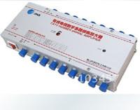Wholesale JM LA16 way catv signal amplifer Sat Cable TV Signal Amplifier Splitter Booster CATV DB