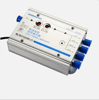 Wholesale SB H4 way catv signal amplifer manual gain and slope control to adjust suitable signal Booster CATV DB