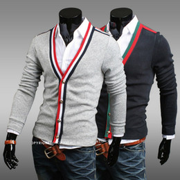 Wholesale NEW TOP SALE Men s Casual design hoody mens hoodie Men s Stitching color fleece WY31