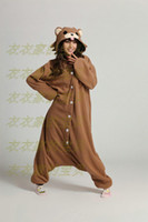 animal caring games - The Official Sazac Kigurumi Pajamas Care Bear quot Akkuma quot Kigurumi Cosplay Costumes