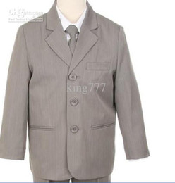 Wholesale Christmas handsome boy s suit dress Tuxedo suit western style clothing suits hand made NO