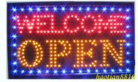 Wholesale Good quality Welcome open LED sign popular LED signs