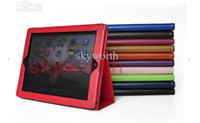 9.7'' mini tablet pc - Magnetic Folio Flip Skin Cover PU Leather Case For ipad ipad air mini retina nd Gen Tablet PC Stand