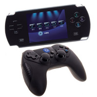 Wholesale gemei A330 inch D LCD GB MP3 MP4 Media Internet Portable Handheld Game Console