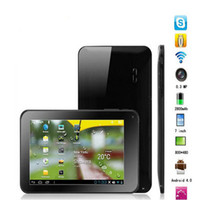 Wholesale 50 off sale Android Cortex A9 GHz inch VIA WM8850 HDMI Epad MID VIA8850 Capacitive touch screen camera wifi tablet pc