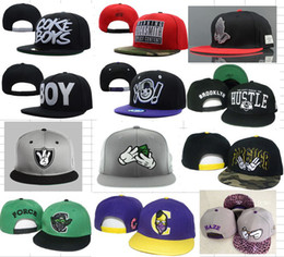 Wholesale CHENCQJ Tens of thousands of styles Snapback hats top quality snapbacks hat snap backs caps hot sale good feedback