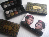 Wholesale Good Quality Leopard grain Color Eyeshadow Palette NEW MAKEUP EYE SHADOW FARD A PAUPIERES