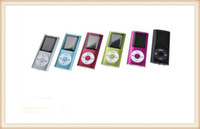 Card support MP4 - 4TH quot LCD MP3 MP4 Video Recorder Radio FM Player Support GB GB GB GB SD TF Memory Card
