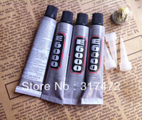 Plastic Polyurethane Fiber & Garment,jewelry making China Post Freeshipping!!! 20pcs lot 9ML E6000 Industrial Strength Glue Adhesive with Glue Nozzle For Free