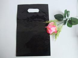 Wholesale Factory Direct Pieces Lo New Plastic Bags Black Makeup Bag cm cm