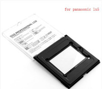 Wholesale GGS BF Optical Glass DSLR LCD Screen Protector for panasonic LX5 Leica D LUX5