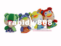 Puppets Green,Red,Yellow,Purple 13-24 Months,2-4 Years,5-7 Years free shipping Even a finger story telling good helper baby toy child toy Puppetsshipping drop