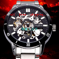 Wholesale Mechanical watch fully automatic male watch male fashion male watch mechanical watch cutout male watch