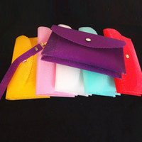 Clutch Bags Women Plain Candy Jelly Phone Wallet 2013 Fall New Brand Designer Clutch Bags Hot Sale Casual Bag for Women Promotional Bags Fashion Lady Purse 081201