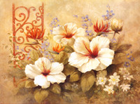 Wholesale Hand painted DIY Digital Oil Paint By Numbers Acrylic Drawing Canvas Home Decor Fine Art