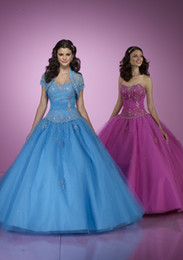Wholesale Hot Charming Elegant Simple Sweetheart Ball Gown Floor Length Quinceanera Dress