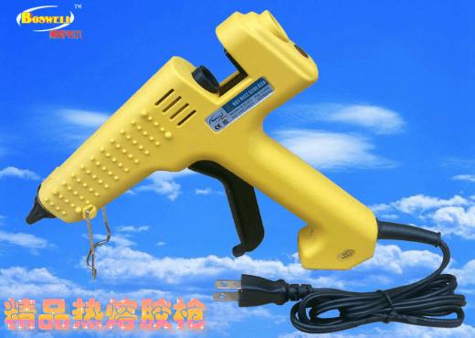 Cheap 250 watt Adjustable Thermostats Hot melt glue gun,adhesive gun,industrial glue gun