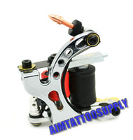 Wholesale FK Irons tattoo machine Exactor II silvery style