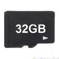 Wholesale FreeShipping Full Capacity Genuine GB Transflash TF card Micro SD Memory Card