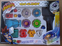 Wholesale hot sell pc beyblade with launch Beyblade Exclusive spinning top