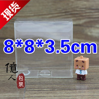 Wholesale Hot Spot PVC clear package box display box for articles for daily use cm Environmentally friendly Exquisite craft