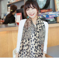 Wholesale 2013Fashion Leopard scarf Thin pashmina shawl muffler for women SH01 Rated WY07 p