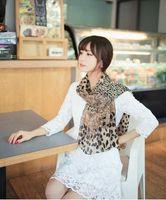 Wholesale 2013Fashion Leopard scarf Thin pashmina shawl muffler for women SH01 Rated WY07 p
