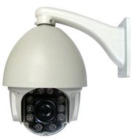 Wholesale 1080P MP HD IP camera High Speed Dome PTZ