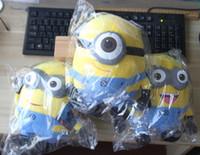 Wholesale Despicable Me Minion D eyes quot Plush Toy Doll Despicable Me Minions Dave Jorge Stewart plush