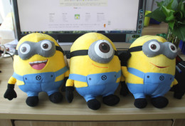 Wholesale Despicable ME Movie Plush Toy inch quot cm Minion Jorge Stewart Dave NWT with tags