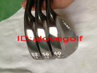Wholesale high quality golf clubs New black peal color C CG17 golf wedges degree with zip Grooves face free ship