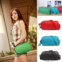 Wholesale Hot Women s Korean Hobo PU Leather Handbag Cross Body Shoulder Bag New