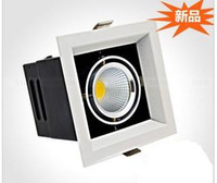 Wholesale Single 5w Led Light - Cob beans gall lights 5w 10w 15w single head and double head three grille lamp