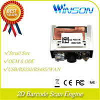 barcode scan engine - high decode rate winson WDI3000 D cmos imaging barcode scan reader engine module
