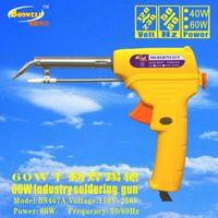 Wholesale Sample box EU GB plug Watts soldering iron soldering gun kit set chian post