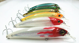 11.5cm 24g Fishing Lure Casting Bait Fishing Tackle Salt or Fresh water fish lure plastic lip china hook suspending