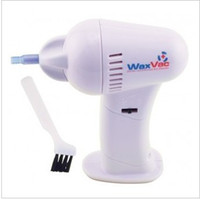Wholesale WAX VAC ear cleaner electronic ear wax cleaner amp dryer drop
