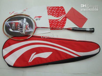 Wholesale Lining New Secong Generation Li Ning N90 Badminton Racket Racquet original