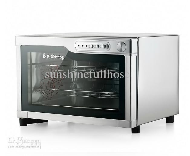 Hot sell salon towel sterilizer 36l cabinet sterilizer for Sell salon equipment