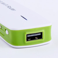 Wholesale 5 in G Wireless MiFi WiFi USB Broadband Hotspot Router amp mAh Power Charger amp WIFI Hotspot Relaying