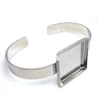 Wholesale Jewelry Brass Bracelet Base Diameter x16mm ID