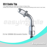 No No Manual ES1 Ultrasonic Scaler Endo File Holder Tip 120 degree chuck compatible with Sirona Ultrasonic Scaler