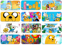 For Apple iPhone adventure time cover - 2013 hot new design Adventure Time hard case cover for iphone th