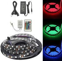 Wholesale 50pcs Quality LED Strip Light Waterproof RGB LED M roll DC V Flexible led