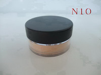 Wholesale NEW makeup id Minerals Escentuals FOUNDATION mix colors