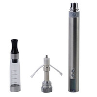Electronic Cigarette Set Series  EGO-VV V65-CE4S 650mAh 3V-6V Adjustable Voltage E-Cigarette Electronic Cigarette with LCD Screen Battery & 1.6ml CE4 V2 Clearomizer Atomizer