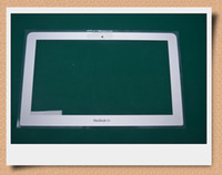 Wholesale With the original membrane For apple macbook A1370 Matte LCD Screen Front Bezel cover High Quality