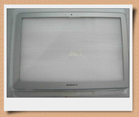 Wholesale LCD Cover for Apple Macbook Air A1304 A1237 LCD Screen Front Bezel White working and