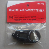 Wholesale NEW ACU LIFE HEARING AID BATTERY TESTER Easy To Read