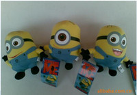 Wholesale New Movie toy Despicable Me Minion inches cm Plush Doll toys Jorge Dave Stew